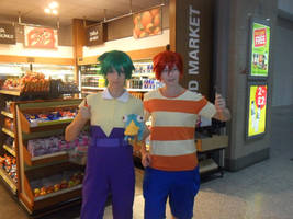 Phineas and Ferb MCM Oct 2011 by L123Ryuzaki