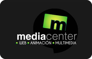 Mediacenter Logotype