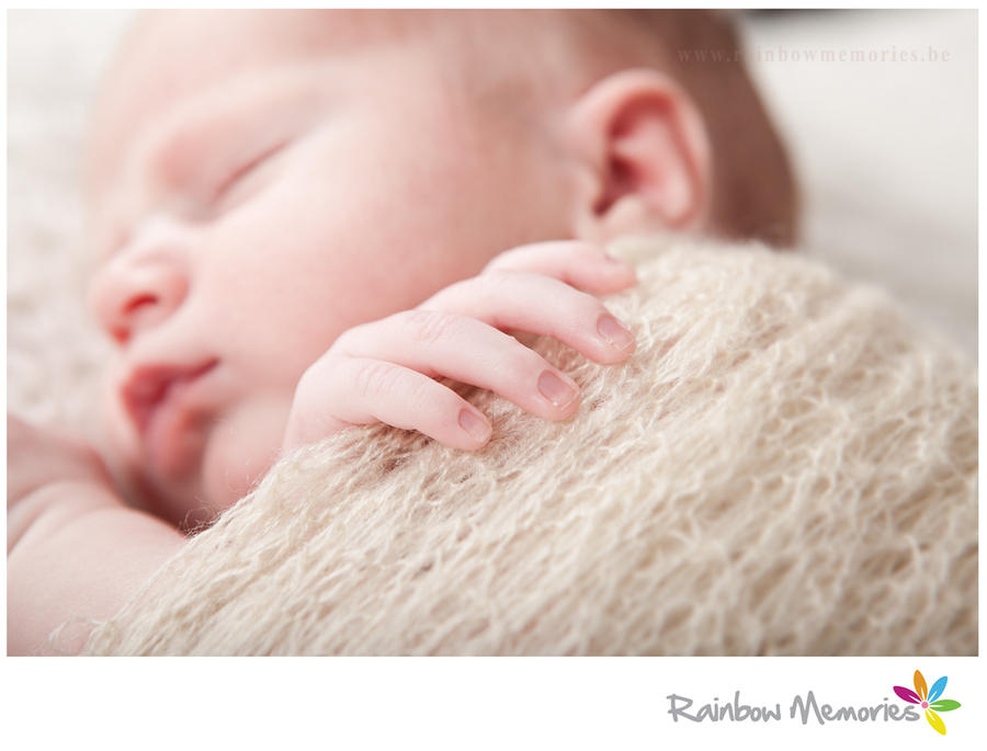 newborn photography - photographe bruxelles by Rainbow-Memories