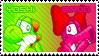 Yoshi and birdo by koshechkazlatovlaska