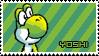 Green yoshi by koshechkazlatovlaska