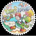 Yoshi's island stamp by koshechkazlatovlaska