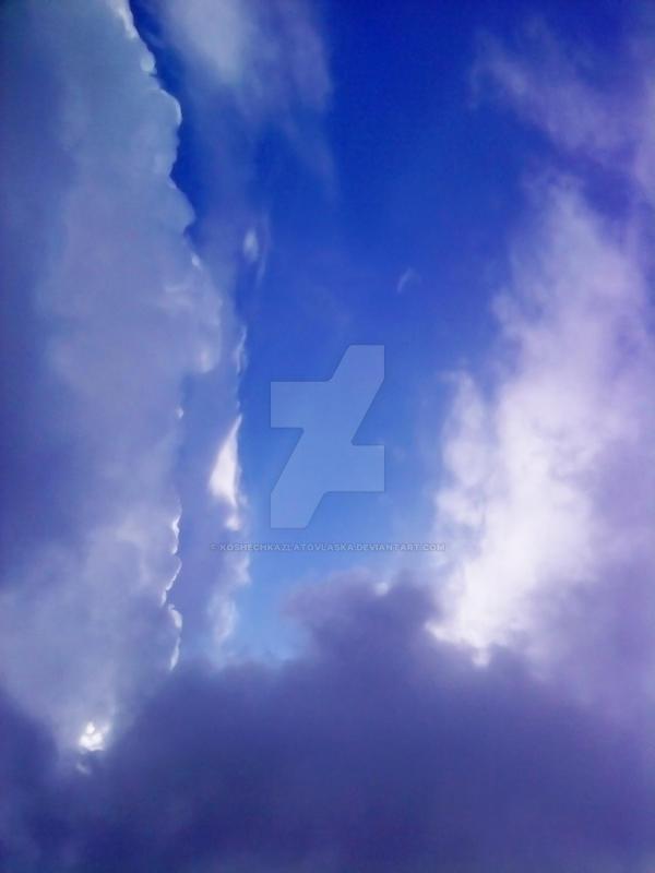Sky by koshechkazlatovlaska