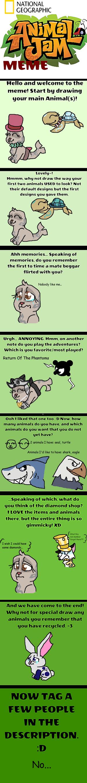 animal_jam_meme_by_koshechkazlatovlaska d7qsccx animal jam meme by koshechkazlatovlaska on deviantart,Animal Jam Meme