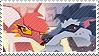 ''Amelia X Greely'' stamp by koshechkazlatovlaska