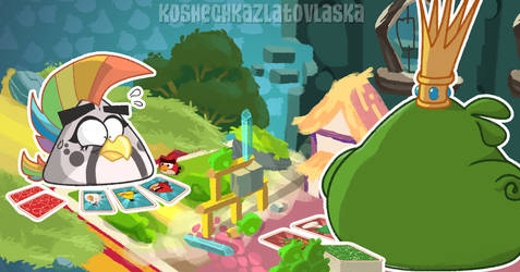 ''Card game'' by koshechkazlatovlaska