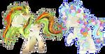 Penxoch Pony Breedables [OPEN] by koshechkazlatovlaska