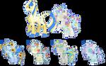 Penxoch Pony breeding result 1 [OPEN] by koshechkazlatovlaska