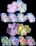 Penxoch Pony breeding result 2 [OPEN] by koshechkazlatovlaska