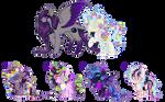 Penxoch Pony breeding result 3 [CLOSED] by koshechkazlatovlaska