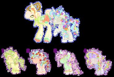 Penxoch Pony breeding result 4 [OPEN] by koshechkazlatovlaska