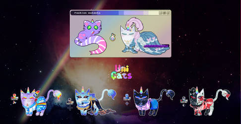 Unicat Fashion Mutant wildcard breed