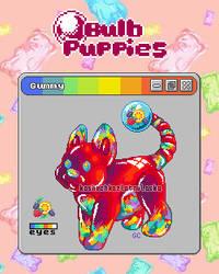 Gummy Bulbpup Custom