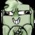 Dud emoticon #3- perverted grin
