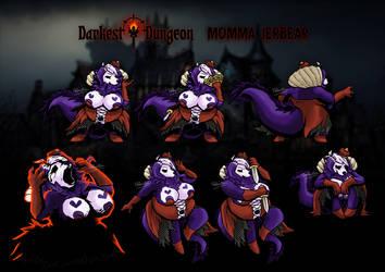Darkest Dungeon Momma by Folhester