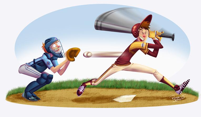 Baseball by renanleema