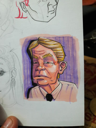 Sketchs 02 by renanleema