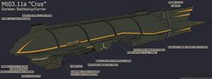 Crux Battleship