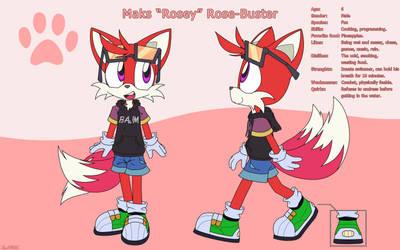 Rosey the Fox