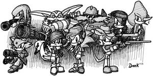 [MSN] TF2 Sonic Characters
