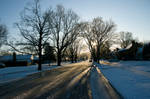Street Scene by numapompilius