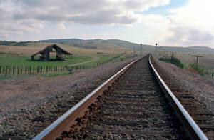 Tracks to Infinity by numapompilius