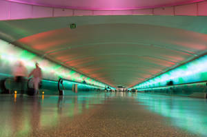 Tunnel Detroit MI by numapompilius