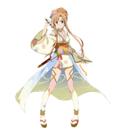 Asuna Yuuki (Render)