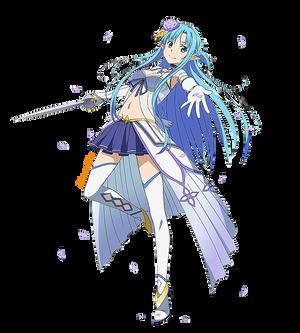 Asuna Yuuki  (Render #2)