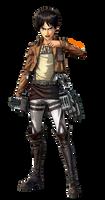 Eren Jaeger (Render)