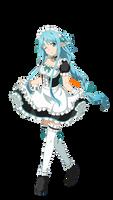 Asuna Yuuki (Render #5)