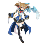 Silica and Pina (Render)