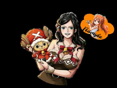 Nico Robin (Render #4)