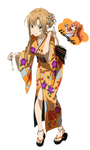 Asuna Yuuki (Render #13) by Namyle
