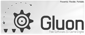 Free Software Banner: Gluon