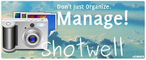 Free Software Banner: Shotwell