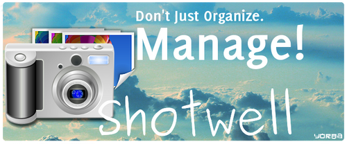 Free Software Banner: Shotwell