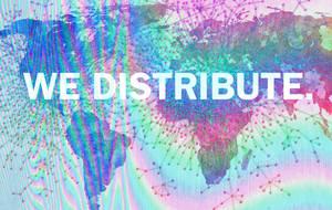 We Distribute.