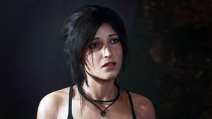 Lara Croft - Close Up - Shadow of the Tomb Raider