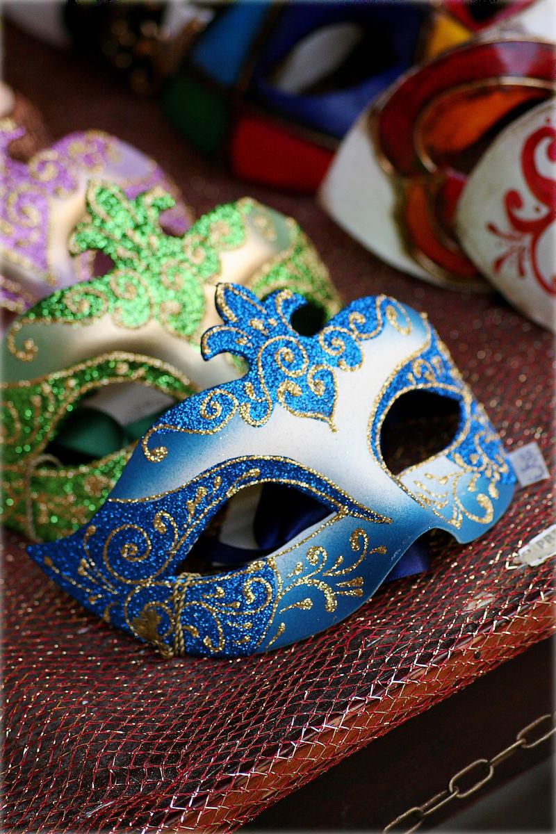 Carnival Masks by rocketpop
