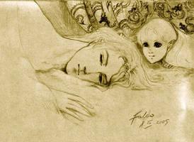 Waking Draco by Folken-sama