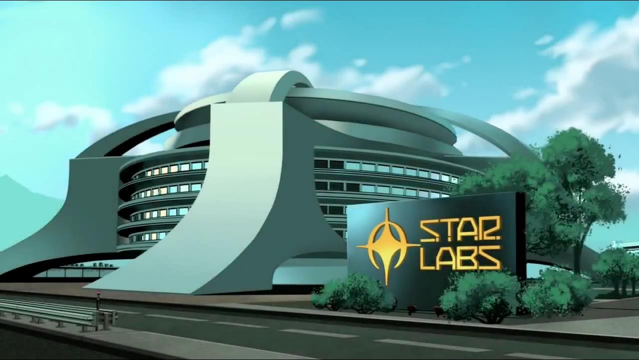 Star Labs Background By Annjoanneblaze