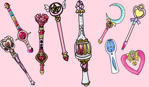 WANDS FOR DAYS