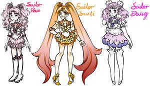 Sailor Moon OC Adoptables