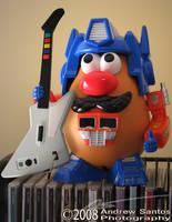 Mr. Potato Head Rocks by OnlyAppearStupid