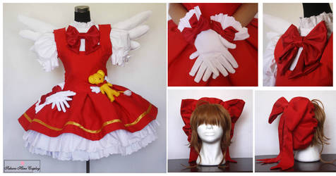 Card Captor Sakura- CW2 Dress by tercysakura