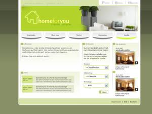 homeforyou website