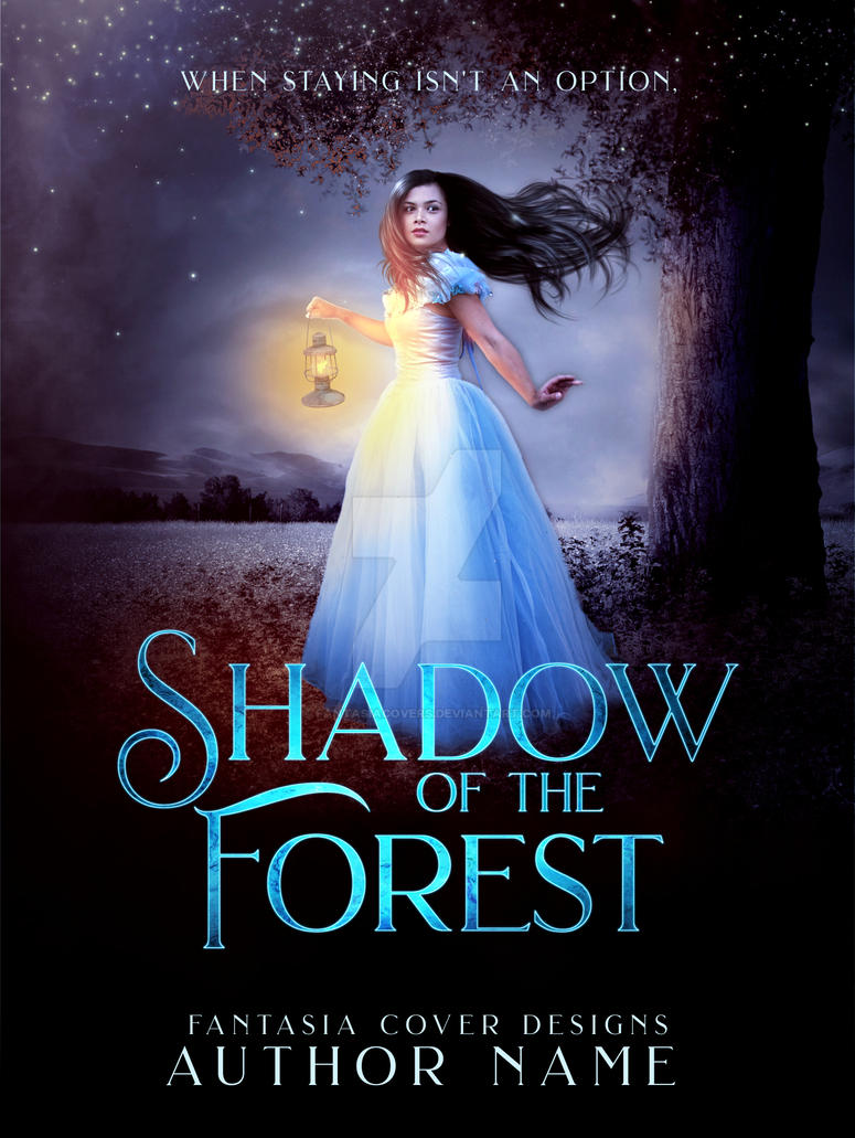 SHADOW OF THE FOREST by FantasiaCovers
