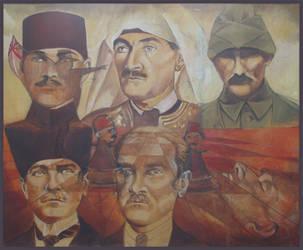 Ulu Onder Ataturk by meralpekun