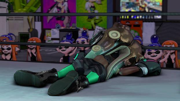 Marina goes down (again)